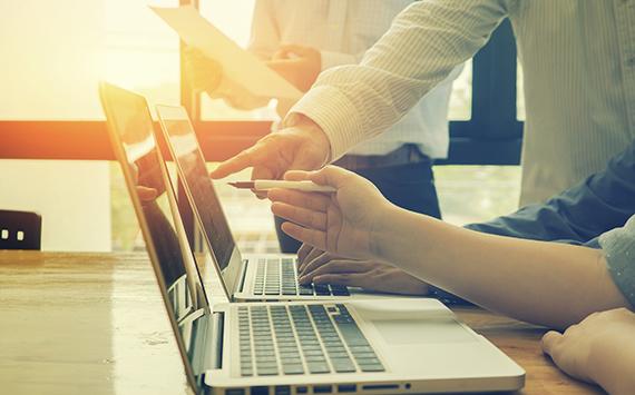Allemaal blij met online samenwerken?